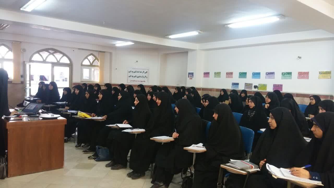 شیوه مقاله نویسی در حوزه علمیه خواهران